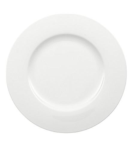 VILLEROY & BOCH Anmut Platinum No.1 flat plate 27cm