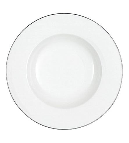 VILLEROY & BOCH Anmut Platinum No.1 deep plate 24cm