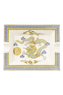 VILLEROY & BOCH Dragon ashtray 21cm