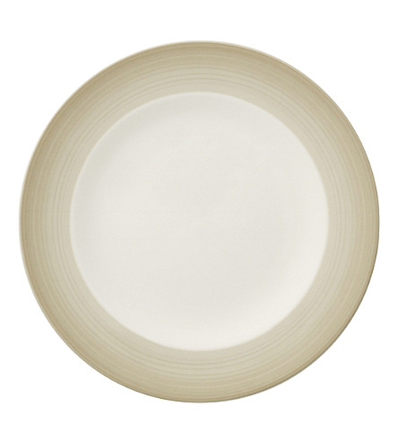 VILLEROY & BOCH Colourful life natural cotton porcelain dinner plate (Multi+coloured