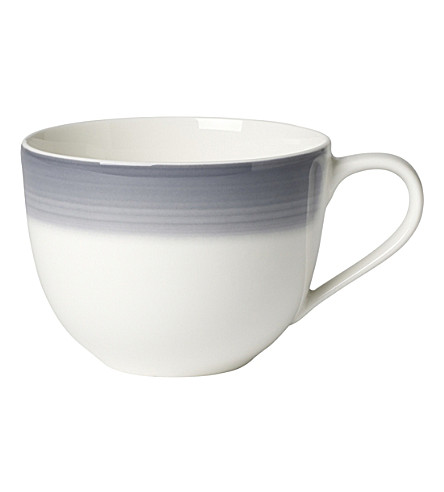 VILLEROY & BOCH Colourful Life porcelain coffee cup (Multi+coloured