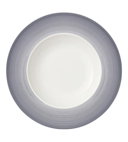 VILLEROY & BOCH Colourful Life porcelain deep plate (Multi+coloured