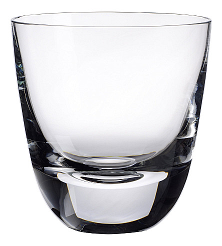 VILLEROY & BOCH 美国酒吧水晶 Bourbon 不倒翁