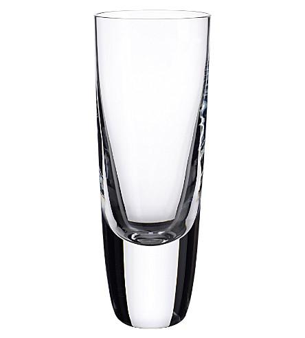 VILLEROY & BOCH American Bar Canadian crystal whisky tumbler
