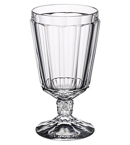 VILLEROY & BOCH Charleston white wine goblet