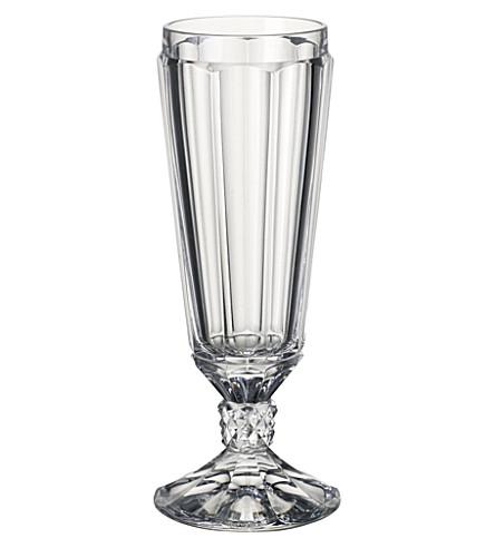 VILLEROY & BOCH 查尔斯顿水晶香槟长笛