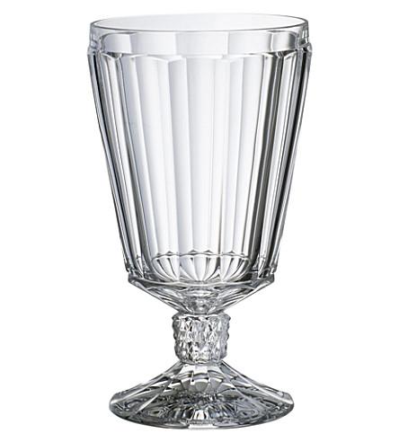 VILLEROY & BOCH Charleston water goblet