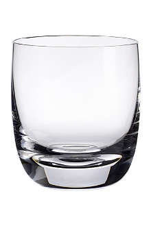 VILLEROY & BOCH Scotch Whisky crystal tumbler No.1