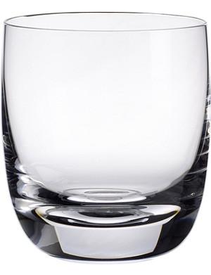 VILLEROY & BOCH Scotch Whisky crystal tumbler No.1