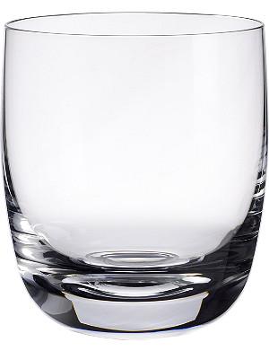 VILLEROY & BOCH Scotch Whisky crystal tumbler No.2