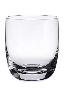 VILLEROY & BOCH Scotch Whisky crystal tumbler No.2