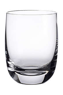 VILLEROY & BOCH Scotch Whisky crystal tumbler No.3