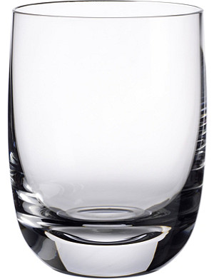VILLEROY & BOCH Scotch Whisky crystal tumbler No.3