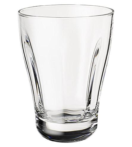 Villeroy boch farmhouse touch crystal highball glass for Villeroy boch crystal