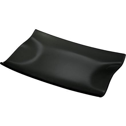 VILLEROY & BOCH Cera Black gourmet plate 32cm