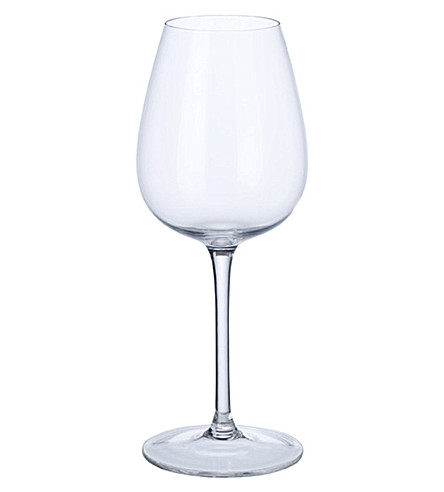 VILLEROY & BOCH Purismo white wine goblet 21.8cm