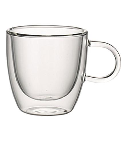 VILLEROY & BOCH Artesano small glass cup 7cm