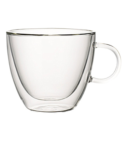 VILLEROY & BOCH Artesano large glass cup 10cm