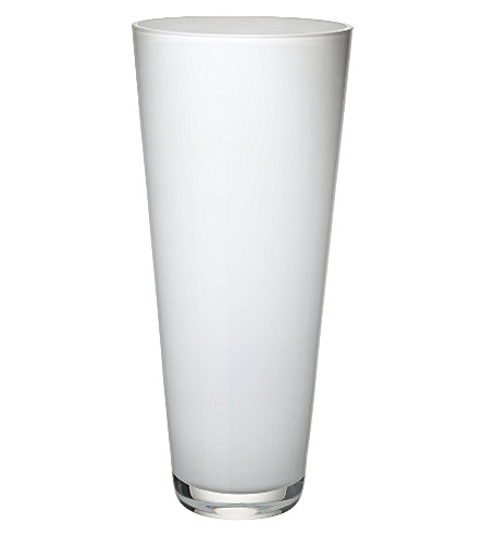 VILLEROY & BOCH VERSO 大北极微风花瓶 (白色