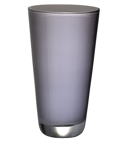 VILLEROY & BOCH VERSO 小纯石花瓶 (灰色