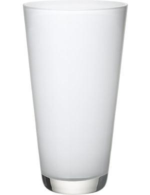 VILLEROY & BOCH Verso small Arctic Breeze vase