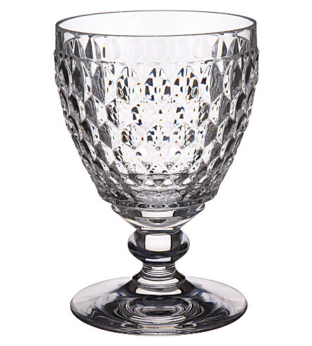 VILLEROY & BOCH Boston white wine goblet