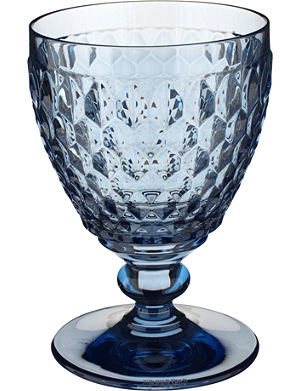 VILLEROY & BOCH Boston crystal white wine goblet