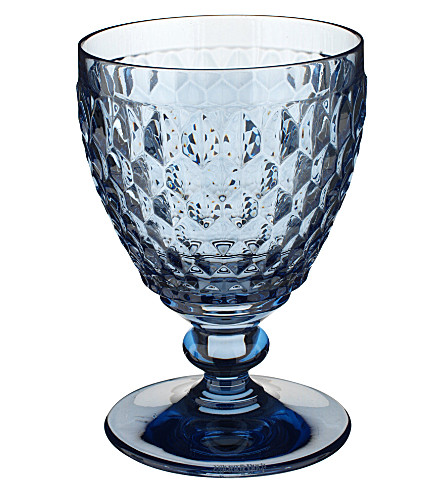 VILLEROY & BOCH Boston crystal white wine goblet