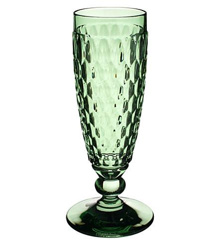 VILLEROY & BOCH 波士顿彩色的香槟长笛 163 毫米
