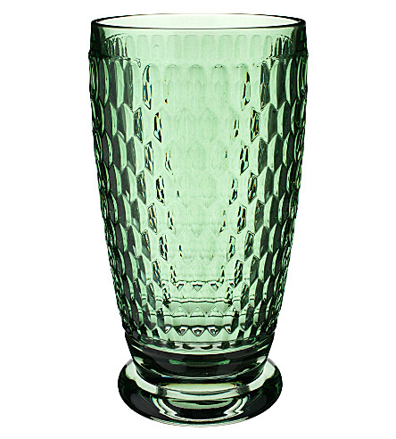 VILLEROY & BOCH Boston crystal highball glass