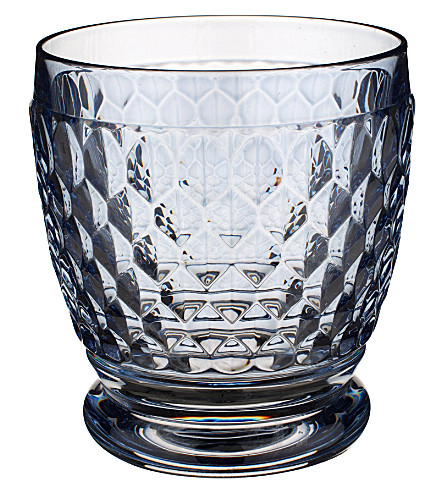 VILLEROY & BOCH Boston crystal tumbler