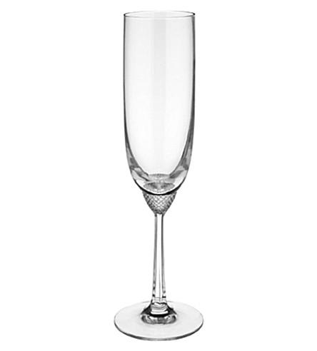 VILLEROY & BOCH Octavie Champagne flute