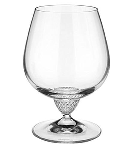 VILLEROY & BOCH Octavie Brandy goblet