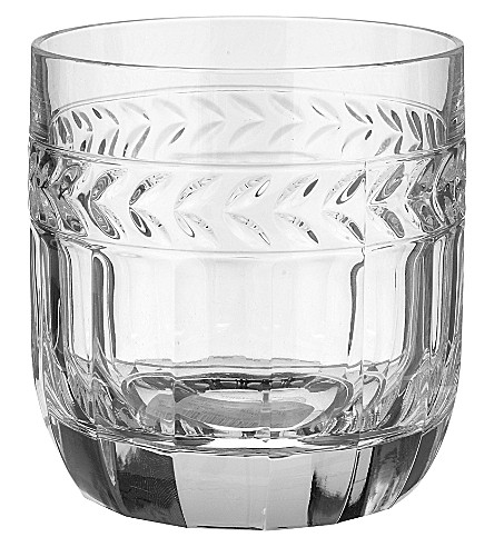 VILLEROY & BOCH Miss Desiree old-fashioned tumbler