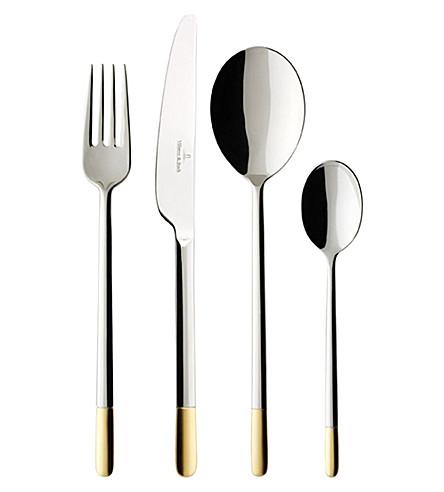 VILLEROY & BOCH Ella 24-piece cutlery set
