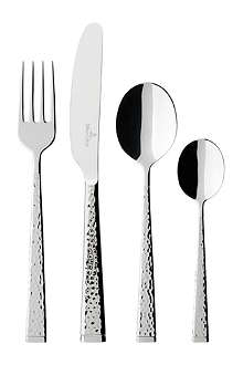 VILLEROY & BOCH Blacksmith 24-piece cutlery set