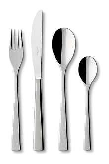 VILLEROY & BOCH Modern Grace 124-piece cutlery set