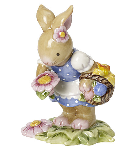 VILLEROY & BOCH Bunny family bunny picking