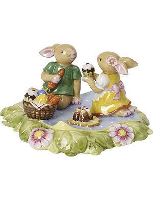 VILLEROY & BOCH Bunny family picnic