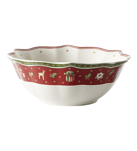 VILLEROY & BOCH Toy's Delight bowl 25cm