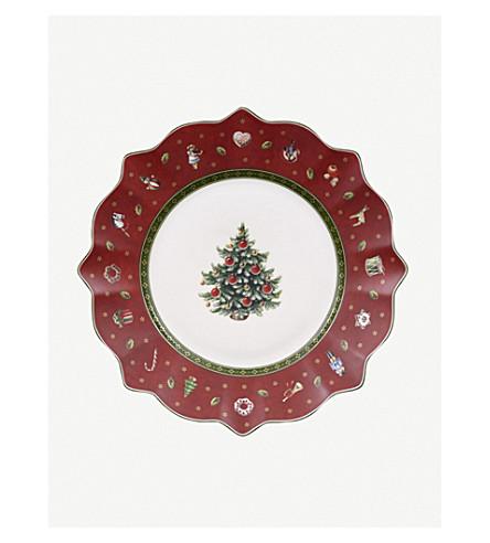 VILLEROY & BOCH Toy's Delight porcelain salad plate 24cm