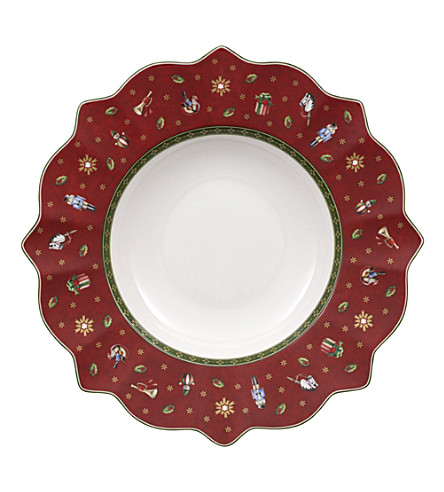 VILLEROY & BOCH Toy's delight deep plate