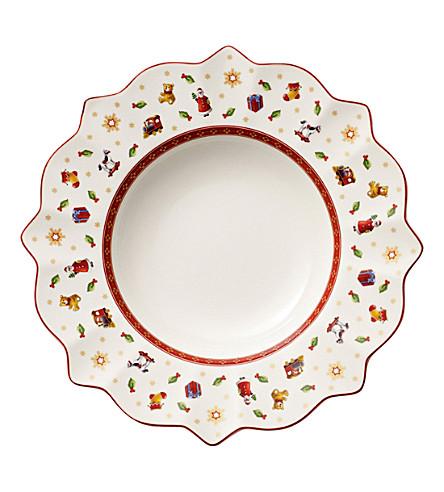 VILLEROY & BOCH Toy's Delight porcelain plate