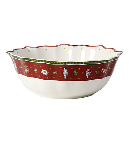 VILLEROY & BOCH Toy's Delight medium bowl 25cm