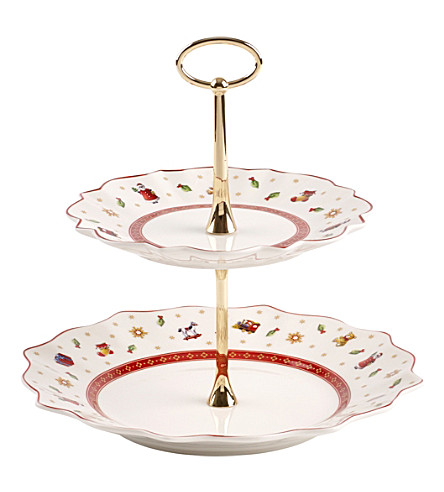 VILLEROY & BOCH Toy's delight tray stand small