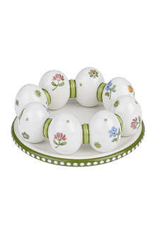 VILLEROY & BOCH Farmers Spring Egg Crown tealight holder