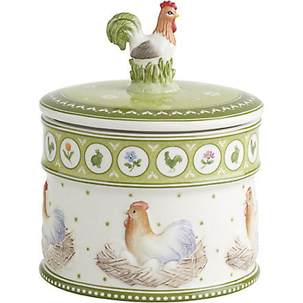 VILLEROY & BOCH Farmers Spring small Rooster box 12cm