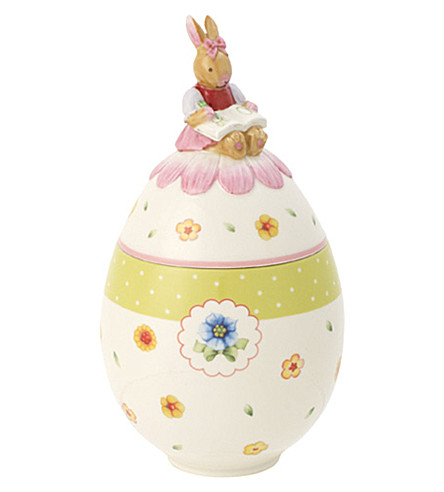 VILLEROY & BOCH Spring Fantasy medium Egg box 12cm