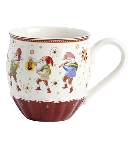 Villeroy boch christmas annual edition mug for Villeroy boch christmas