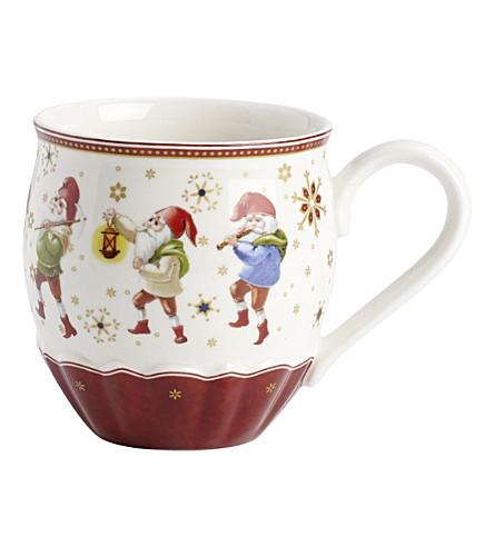 Villeroy boch christmas annual edition mug for Villeroy boch christmas